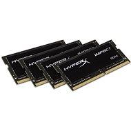 Kingston SO-DIMM 64 GB KIT DDR4 2400 MHz CL15 HyperX Fury Impact Series - Operačná pamäť