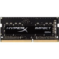 HyperX SO-DIMM 8GB DDR4 2133MHz Impact CL13 Black Series - Operačná pamäť