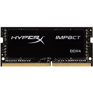 HyperX SO-DIMM 8GB DDR4 2400MHz Impact CL14 Black Series - Operačná pamäť