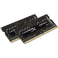 HyperX SO-DIMM 16GB KIT DDR4 2133MHz Impact CL13 Black Series - Operačná pamäť