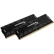 HyperX 32GB KIT DDR4 3000MHz CL15 Predator Series - Operačná pamäť