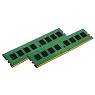 Kingston 32 GB KIT DDR4 2133 MHz CL15 ECC Unbuffered - Operačná pamäť