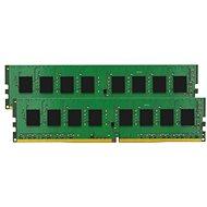 Kingston 32 GB KIT DDR4 2400 MHz CL17 ECC Unbuffered Intel - Operačná pamäť