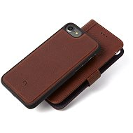 Decoded Leather 2in1 Wallet Case Brown iPhone 7/8 - Puzdro na mobil