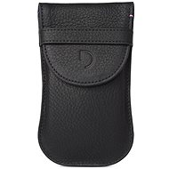 Decoded Leather Pouch For Apple Magic Mouse Black - Ochranné puzdro