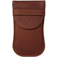 Decoded Leather Pouch For Apple Magic Mouse Brown - Ochranné puzdro