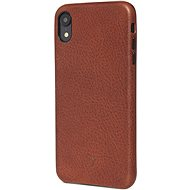 Decoded Leather Case Brown iPhone XR - Ochranný kryt