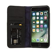 Decoded Leather Wallet Case 2 Black iPhone 8 Plus/7 Plus/6s Plus - Puzdro na mobil