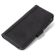 Decoded Leather Card Wallet Black iPhone XS Max - Puzdro na mobil