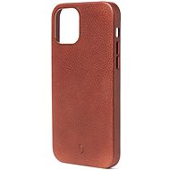 Decoded BackCover Brown iPhone 12 mini - Puzdro na mobil