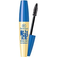 DERMACOL Mega Lashes Waterproof Mascara Black 12,5 ml - Maskara