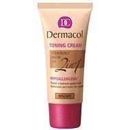 DERMACOL Toning Cream 2in1 - Biscuit 30ml - BB Cream