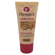 DERMACOL Tónovací krém 2v1 - Desert 30 ml - Make up