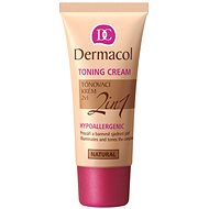 DERMACOL Toning Cream 2in1 - Natural 30ml - BB Cream