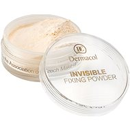 DERMACOL Invisible Fixing Powder Natural 13,5 g - Púder