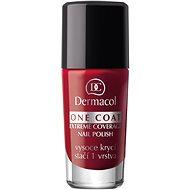 DERMACOL One Coat – Extreme Coverage Nail Polish 118 10 ml - Lak na nechty