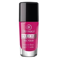DERMACOL One Coat – Extreme Coverage Nail Polish 143 10 ml - Lak na nechty