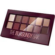 MAYBELLINE NEW YORK Palette Burgundy 9,6 g - Paletka očných tieňov