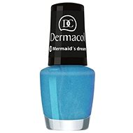 DERMACOL Nail Polish Mini Summer Collection č. 10 5 ml - Lak na nechty