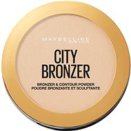 MAYBELLINE NEW YORK City bronzer a kontúrovací púder 100 Light Cool 8 g - Bronzer