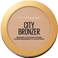 MAYBELLINE NEW YORK City bronzer a kontúrovací púder 200 Medium Cool 8 g - Bronzer