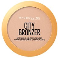 MAYBELLINE NEW YORK City bronzer a kontúrovací púder 250 Medium Warm 8 g - Bronzer
