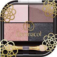 DERMACOL Quatro Eyeshadow č. 02 8 g - Očné tiene