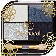 DERMACOL Quatro Eyeshadow č. 04 8 g - Očné tiene