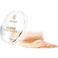 DERMACOL Invisible Fixing Powder Banana 13,5 g - Púder