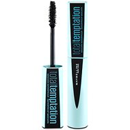 MAYBELLINE Total Temptation Waterproof Black  9,4 g - Maskara