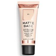 REVOLUTION Matte Base F1 28 ml - Make up