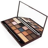 I HEART REVOLUTION I love Chocolate - Salted Caramel - Paletka očných tieňov