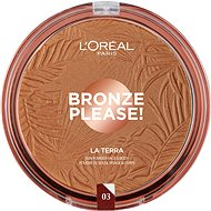 ĽORÉAL PARIS Wake up & Glow La Terra Bronzer 03 Amalfi Medio - Bronzer