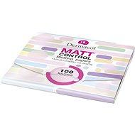 DERMACOL Matt Control Blotting Papers 100 ks - Zmatňujúce obrúsky