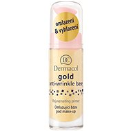 DERMACOL Gold anti-wrinkle make-up base 20 ml - Podkladová báza