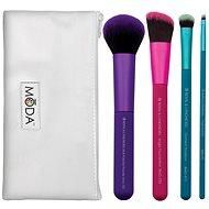 Moda® Complete Kit 4 pcs - Sada kozmetických štetcov