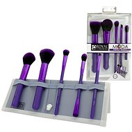 Moda® Perfect Mineral Purple Brush Kit 6 ks - Sada kozmetických štetcov