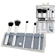 Moda® Perfect Mineral White Brush Kit 6 ks - Sada kozmetických štetcov