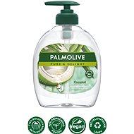 PALMOLIVE Pure & Delight Coconut Hand Wash 300 ml - Tekuté mydlo