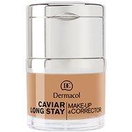 DERMACOL Caviar Long Stay Make-Up & Corrector No.5 Cappuccino 30 ml - Make up