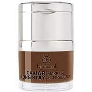 DERMACOL Caviar Long Stay Make-Up & Corrector No.6 Dark Chocolate 30 ml - Make up