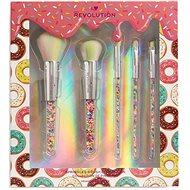 I HEART REVOLUTION Sprinkles 5 ks - Sada kozmetických štetcov