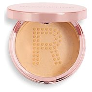 REVOLUTION Conceal & Fix Setting Powder Medium Beige 13 g - Púder
