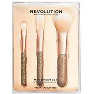 REVOLUTION Mini 3 ks - Sada kozmetických štetcov