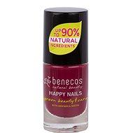 BENECOS Happy Nails Green Beauty & Care desire 5 ml - Lak na nechty