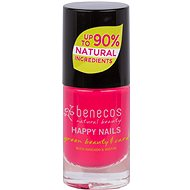 BENECOS Happy Nails Green Beauty & Care oh lala! 5 ml - Lak na nechty