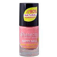 BENECOS Happy Nails Green Beauty & Care Bubble Gum 5ml - Nail Polish