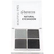 BENECOS BIO Eyeshadow Smokey Eyes, 8 g - Očné tiene