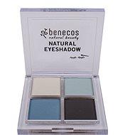 BENECOS BIO Eyeshadow True Blue, 8 g - Očné tiene