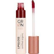 GRoN BIO Lipgloss Red Plum 5 ml - Lesk na pery